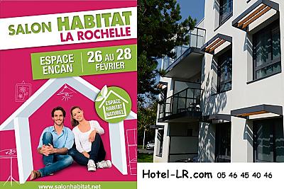 illustration de Salon de l'habitat à La Rochelle du 26 au 28 Février 2016