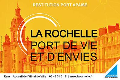 illustration de Vieux Port de La Rochelle : visites guidées, rencontres et exposition au Musée Maritime, week-end des 12 et 13 mars 2016