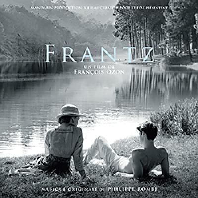 illustration de B.O remarquable de Phillipe Rombi pour Frantz, dernier film de François Ozon