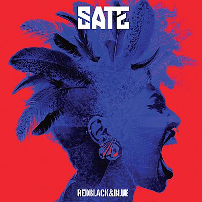 illustration de Rock&Roll cinglant, Afropunk, Blues, Funk... SATE fait du bruit avec RedBlack&Blue