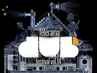 illustration de Télérama dub festival à La Rochelle : tête d'affiche Lee Scratch Perry !!! Soirée culte à La Sirène, samedi 5 novembre 2016