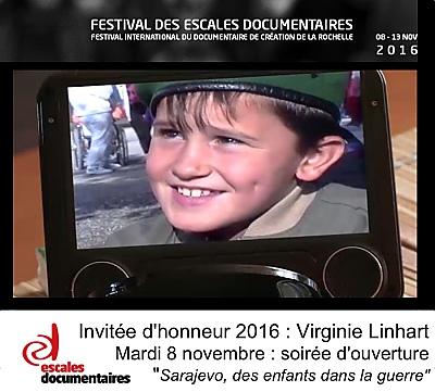 illustration de La Rochelle : Escales Documentaires, ouverture du festival, mardi 8 novembre 2016