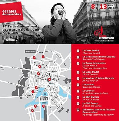 illustration de Festival à La Rochelle : au programme des Escales Documentaires, jeudi 10 novembre 2016