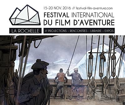illustration de L'aventure commence à La Rochelle : premiers films au Musée Maritime, mercredi 16 novembre 2016 !