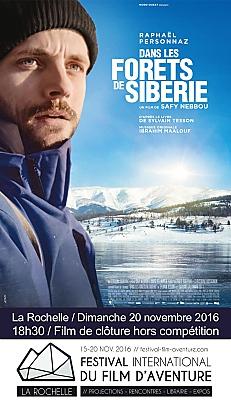 illustration de Films d'aventure à La Rochelle : dernières projections et palmarès du festival, dimanche 20 novembre 2016
