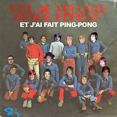 illustration de Carte blanche théâtre à La Rochelle : Moi j'voulais faire Poppy... De et par Olivier Lebleu à l'Aiôn, dimanche 27  2016 à 19h