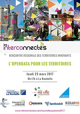 illustration de Les interconnectés à La Rochelle : étape IntercoTours Nouvelle-Aquitaine, jeudi 23 mars 2017