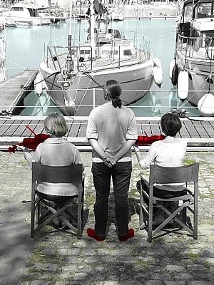illustration de L'Opéra du Gabut à La Rochelle : le duo Safran et Raphaël Le Mauve à la Cav'A'So, samedi 6 mai 2017