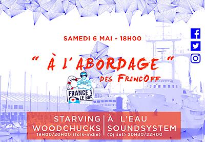 illustration de Le Off des Francofolies de La Rochelle : prélude à la 2e édition des Francoff, samedi 6 mai 2017