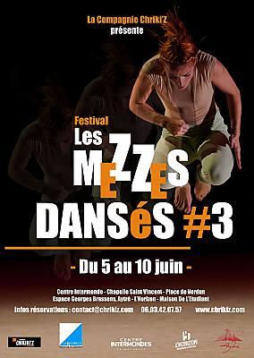 illustration de Danse à la Rochelle et Aytré : Mezzés Dansés présentés par Chriki'z jusqu'au 10 juin 2017