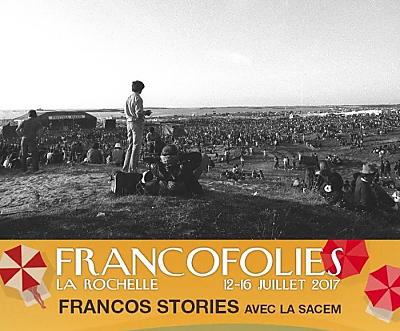 illustration de La Rochelle Francos stories : films documentaires et rencontres, séances gratuites à 11h du 12 au 16 juillet 2017