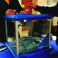 Photo  de ©  DR Ville de La Rochelle - bureau de vote