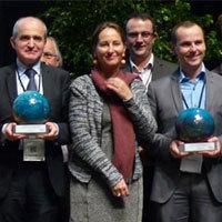 Photo  de ©  DR Région Poitou-Charente - Trophées Croissance Verte 2013