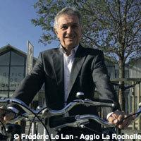 Photo  de © photo : Frédéric Le Lan pour Agglo La Rochelle - Portrait de Pierre Constant
