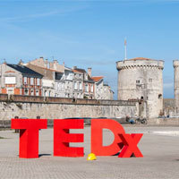 Photo  de © DR TEDx La Rochelle - Chantier des Francos, 17 avril 2014
