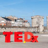 Photo  de © DR TEDx La Rochelle - Chantier des Francos, 17 avril 2014