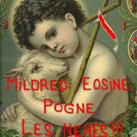 Photo  de ©  Affiche : Mildred Eosine pogne les nerfs, création Raphaël Le Mauve mai 2014
