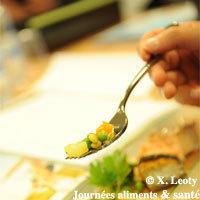 Photo  de ©  photo : Xavier Leoty pour Journées Aliments & Santé La Rochelle
