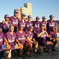 Photo  de © Photo de presse DR - CBLE Baseball La Rochelle juillet 2014