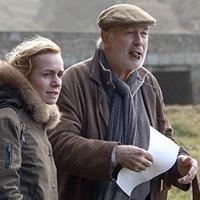 Photo  de ©  Rouge Sang, téléfilm France 2 avec Sandrine Bonnaire et Bernard Le Coq