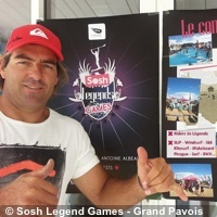 Photo  de © DR photo de presse - Antoine Albeau - Sosh Legends Game