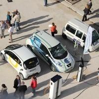 Photo  de ©  photo de presse DR - Tour Poitou-Charentes Véhicules Electrique