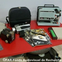 Photo  de ©  Illustration FAR Fonds Audiovisuel de recherche