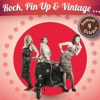 Photo  de ©  Zoom sur l'affiche : rock, pin-up et vintage Rochefort 4 octobre 2014