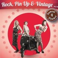 Photo  de ©  Zoom sur l'affiche : rock, pin-up et vintage Rochefort 4 octobre 2014