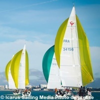 Photo  de ©  photo de presse Icarus Sailing Media pour SYWOC 2014