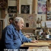 Photo  de © Photo de presse Jour 2 Fête - Film : Parce que j'étais peintre
