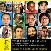 Photo  de © 10 jours pour signer 2014 - Amnesty International