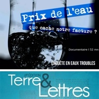 Photo  de © Illustration :  l'affiche de Terre & Lettres 2015