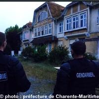 Photo  de © photo : préfecture Charente-Maritime, 12 mai 2015 ZAD Oléron