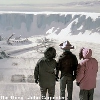 Photo  de © photo : John Carpenter - The Thing