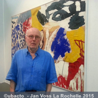Photo  de © photo ubacto : Jan Voss, exposition La Rochelle été 2015