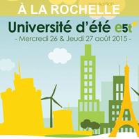 � Visuel e5t 2015 � La Rochelle
