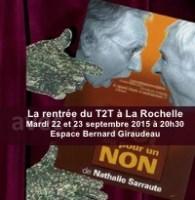 Photo  de © La rentrée 2015-2016 du Tréteau des 2 Tours à La Rochelle