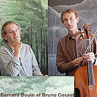 Photo  de © photo de presse archive DR : Bernard Bouin et Bruno Coscet