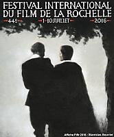 Photo  de © Affiche 2016 : Stanislas Bouvier pour le Festival du film de La Rochelle