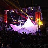 © photo presse : Angueran Dubroca - 1er Roscella Bay Festival