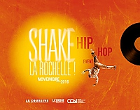 Photo  de © Affiche (extrait) : Shake La Rochelle 2016