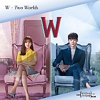 Photo  de © W - Two Worlds, fiction Corée du Sud au FFTV 2017