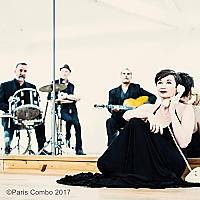 © Paris Combo à l'affiche de Jazz entre les 2 tours 2017