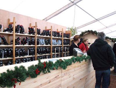Photo : Noël Commerce Rochelais 2007 ( cliquez pour revenir à la page précédente )