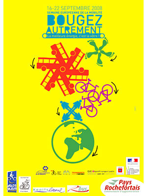 Photo : Rochefort : semaine de la mobilité du 16 au 22 sept. 2008