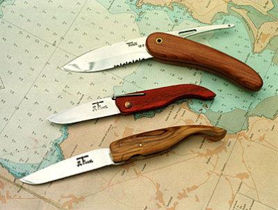 Photo : Couteaux : des collections signées Farol