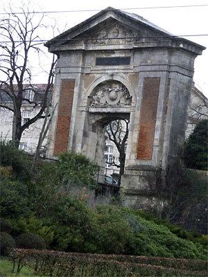 la rochelle rochefort gare la rochelle porte dauphine inauguration 18 d 233 c 2008 en