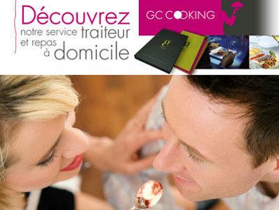 Photo : Un dîner en amoureux signé Grégory Coutanceau
