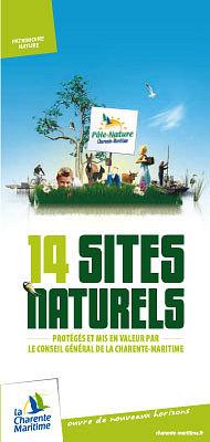 Photo : Charente-Maritime : agenda Pôles Nature juin 2010